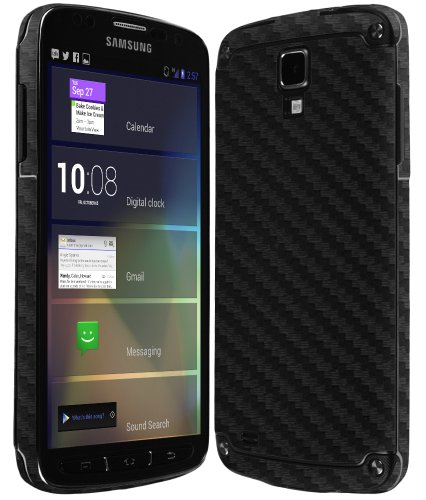 galaxy s4 active case carbon - 5