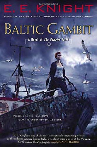 Baltic Gambit Novel Vampire Earth