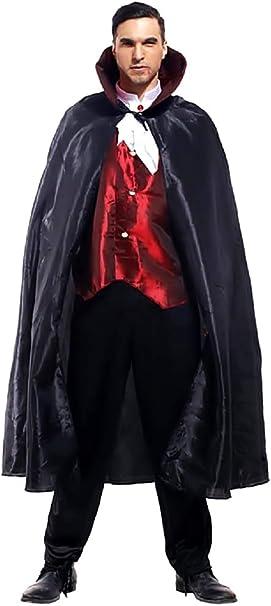 KIRALOVE Disfraz de Vampiro - drácula - Disfraces - Halloween ...