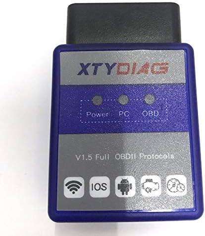 ghfcffdghrdshdfh Strumento di Alta qualit/à 327 wiffi OBD3 Completa Protocollo diagnostica dellautomobile