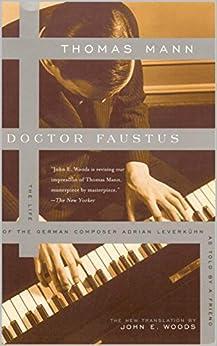 Doctor Faustus by [Mann, Thomas]