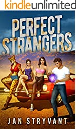 Perfect Strangers (The Valens Legacy Book 2)