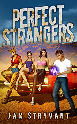 Perfect Strangers (The Valens Legacy Book 2) cover