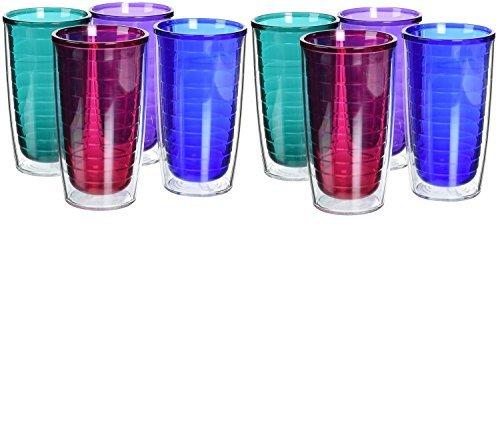(Tervis Tumbler Ast. Colors 16 oz. (8))