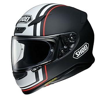 Amazonfr Shoei Nxr Recounter Casque Moto Intégral Noir S 55 56cm