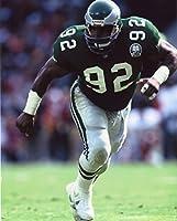 Reggie White Philadelphia Eagles 8x10 Sports Action Photo (xl)