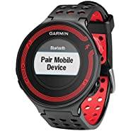 Garmin Forerunner 220 - Black/Red (Certified Refurbished)