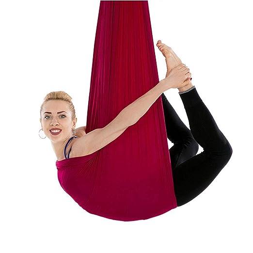 ROLLYYD Rollyyyd - Juego de Columpio para Yoga (con Soporte ...