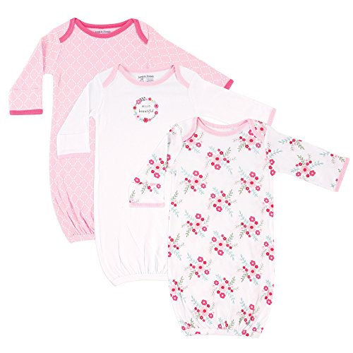 0 3 month baby dressing gown - 5