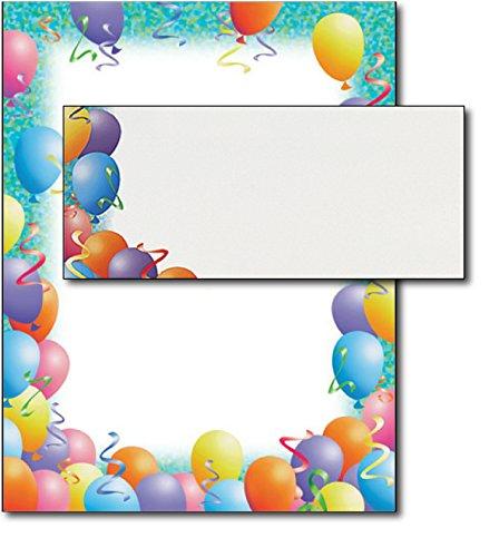 Party Stationery Envelopes 40 Sets