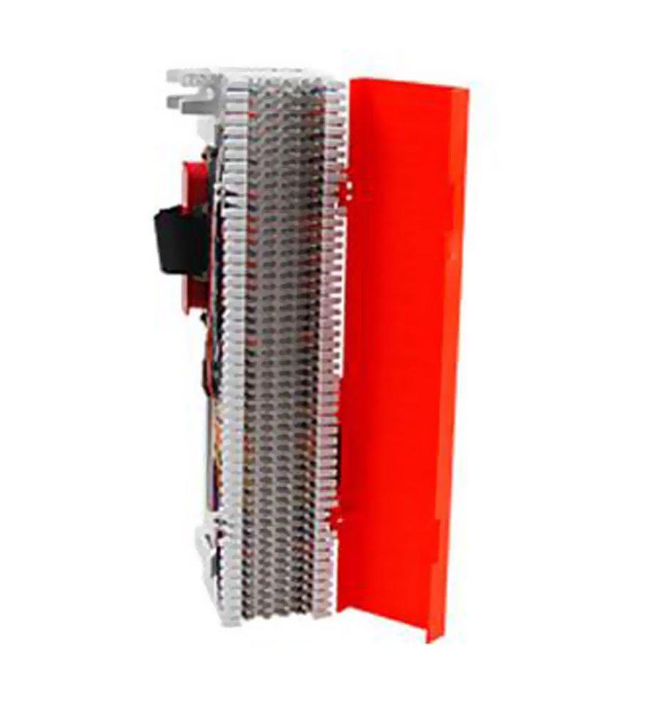 amazon com icc 66 block telco 25pr female electronics rh amazon com Telephone Punch Down Block 110 Punch Down Block