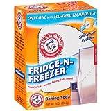 Arm & Hammer Fridge-N-Freezer Baking Soda 14oz 3-Pack