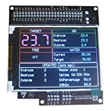 """ESP32-WROVER-KIT board for Espressif ESP32 with 3.2"""" Colour LCD display"""