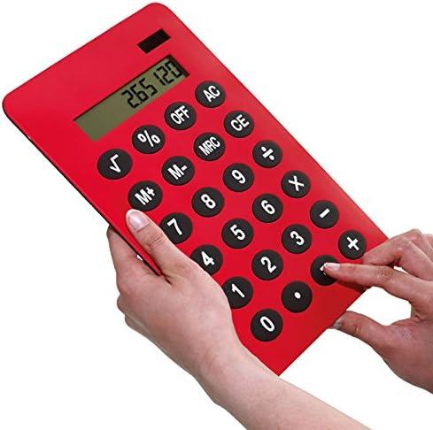 OLYMPIA Tischrechner im DIN A4 Format LCD 908
