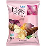 Mixed Roots Chips - All Natural Vegetable Chips (Rosemary Garlic, 2.8 oz)