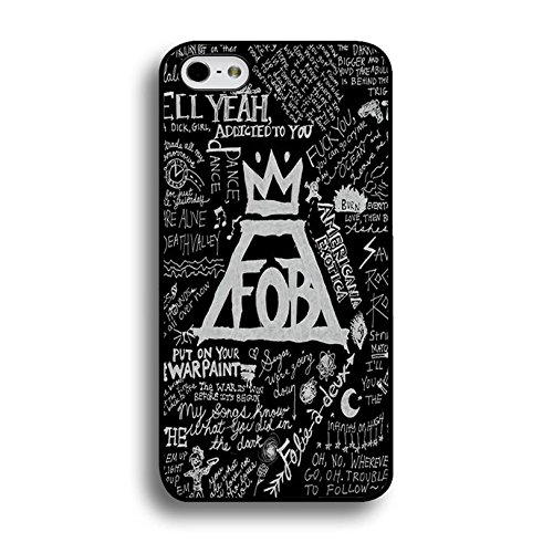 Iphone 6 / 6s ( 4.7 Inch ) FOB Band Cover Shell Hipster Cool Style EMO Rock Band Fall Out Boy Phone Case Cover for Iphone 6 / 6s ( 4.7 Inch )