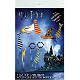 Harry Potter Photo Booth Props, 8pc