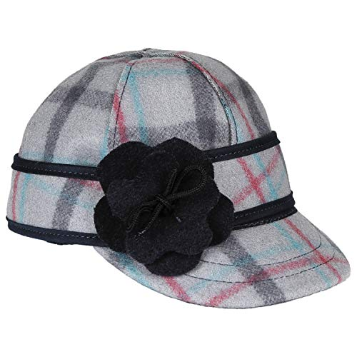 Stormy Kromer Kid Lil' Petal Pusher Thimbleberry/Navy Child