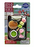 : Iwako Japanese Sweets Eraser Set
