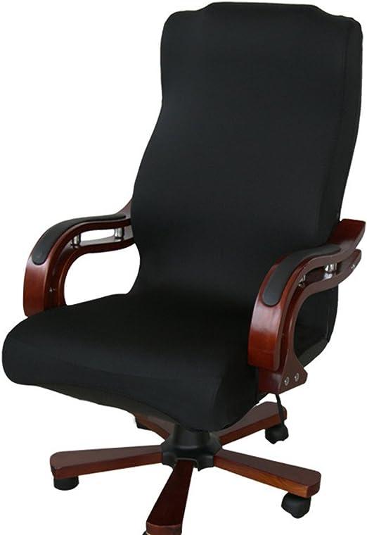Funda para silla de escritorio de Zyurong, extraíble, lavable ...