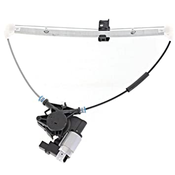Window Regulator Rear Right fits 2006-2007 Jeep Liberty with Motor