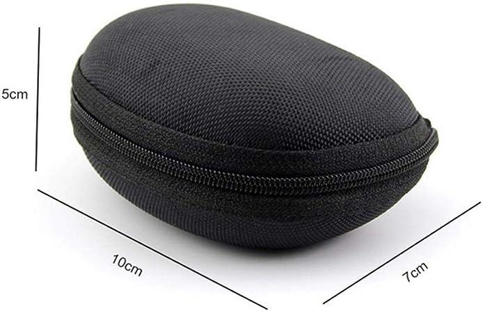 PHYZGHN Estuche para Gafas Lentes de Sol Plegables portátiles de la Cuerda de Seguridad Gafas Caja de Almacenamiento Caja de vidrios Eyewear antipresión Cajas de la Lente Protector Caja: Amazon.es: Hogar