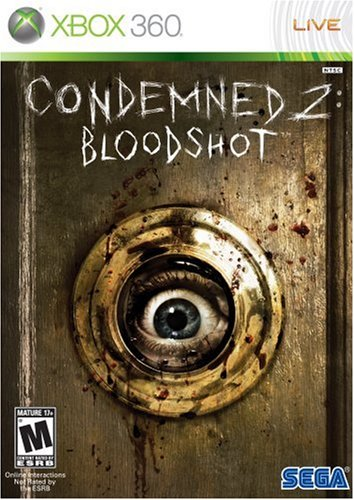 Condemned 2: Bloodshot - Xbox 360 - Condemned 2 Xbox 360