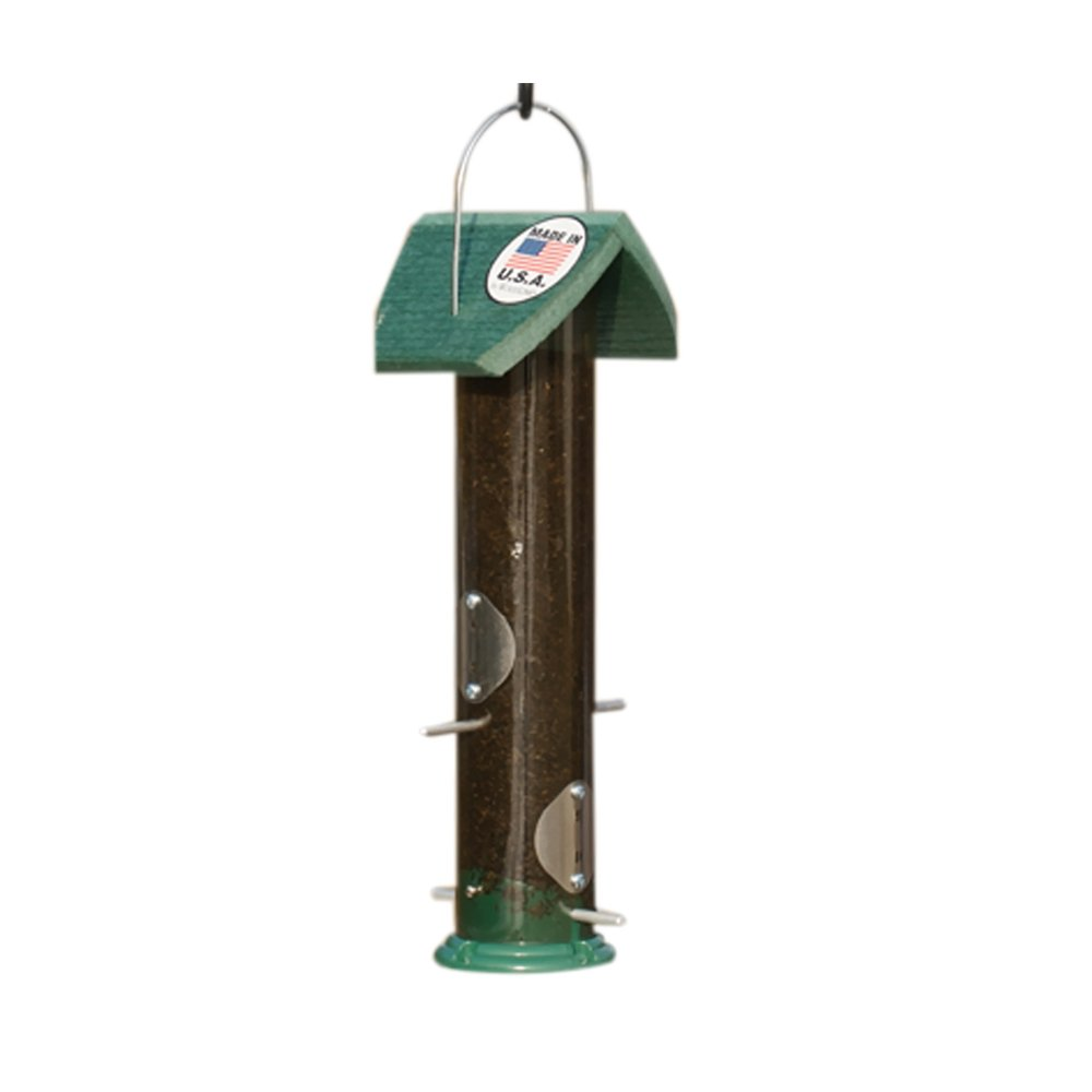 WoodLink GGTUBE3 Recycled Thistle Tube Feeder