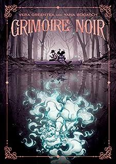 Book Cover: Grimoire Noir