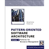 Pattern-Oriented Software Architecture Volume 3: Patterns for Resource Management