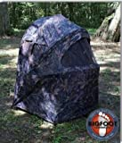 One Man Chair Hunting Blind Camoflauge
