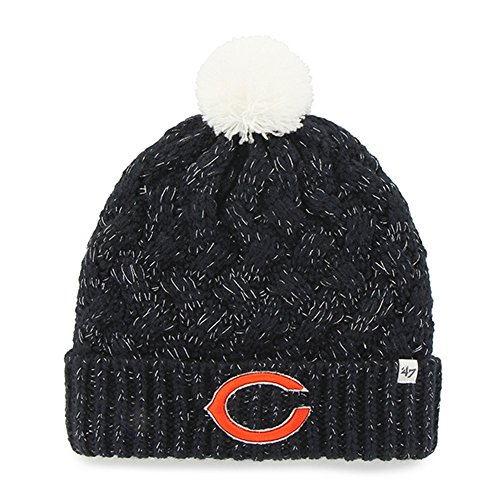 - Chicago Bears Fiona Cuff Knit by '47 Brand