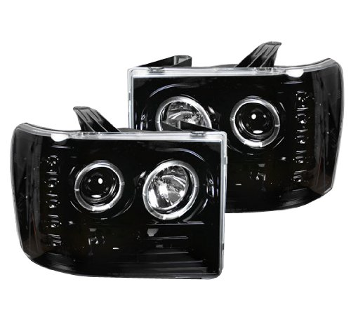 Recon 264271BK Projector Headlights