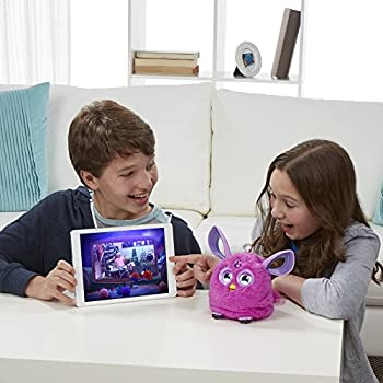 Hasbro Furby Connect Friend, Purple 2