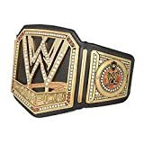 WWE Authentic Wear Championship Commemorative Title Belt Multi