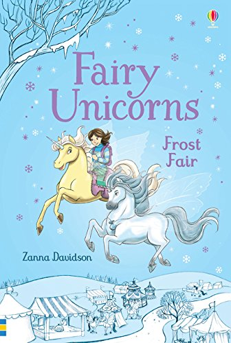 Fairy Unicorns Frost Fair  Young Reading Series 3 Fiction