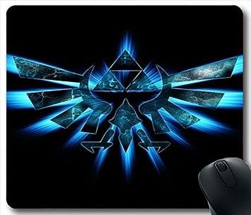 Zelda Triforce C70c9o Mouse Pad Tapis De Souris Amazon Fr High Tech