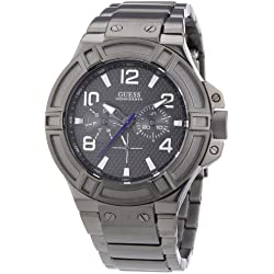 Guess W0218G1 mm Mineral Men's Watch