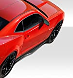 2014 camaro 2 piece hood - Duraflex ED-VCW-753 Stingray Z Look Side Skirt Rocker Panels - 2 Piece Body Kit - Fits Chevrolet Camaro - 2010 2011 2012 2013 2014 2015   10 11 12 13 14 15