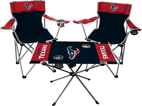 (Rawlings NFL Houston Texans Tailgate Kit, Team Color, One)