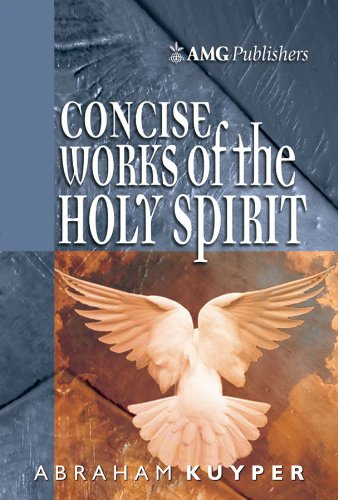 Price comparison product image AMG Concise Works of the Holy Spirit (AMG Concise Series)