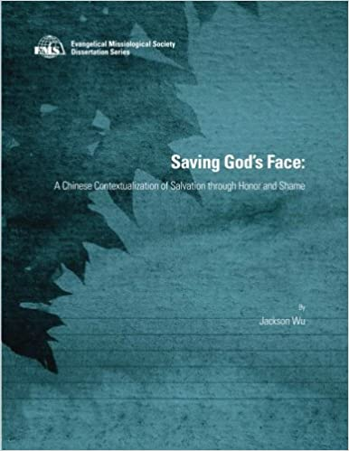 Saving God's Face: A Chinese Contextualization of Salvation through