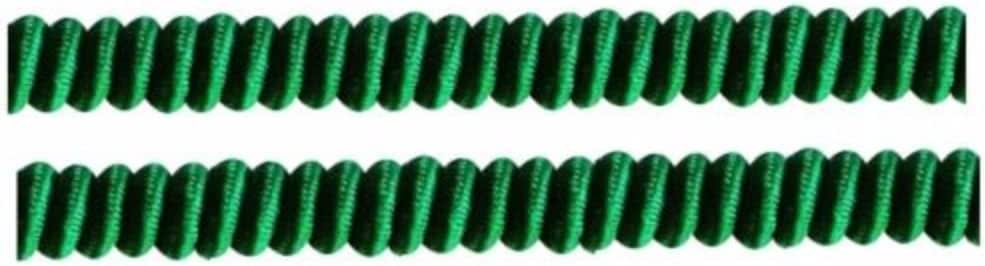 Elastic No Tie Curly Shoe Laces Coiler Elastic Twisty Unisex Fits Kid And Adult