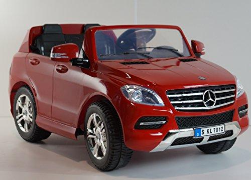 New 2015 Licensed Mercedes Benz Ml350 Tdi Kids Ride On
