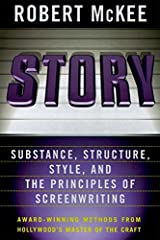 Story: Substance, Structure, Style and the Principles of Screenwriting