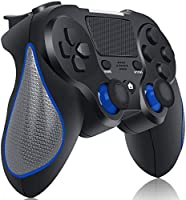 [2020 New Version] Wireless Controller for Playstation 4/Pro/Slim/PC, RegeMoudal Wireless Gamepad for PS4 Built-in...