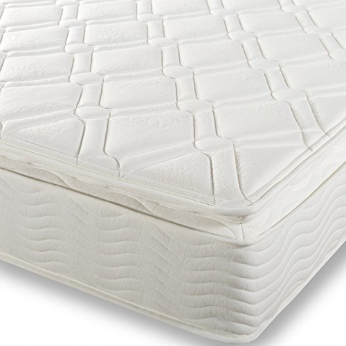 Sleep Master Ultima® Comfort 10 Inch Pillow Top Spring Mattress, Full