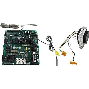 Gecko 0201–300045Junta Kit de repuestos para mspa-1y mspa-4
