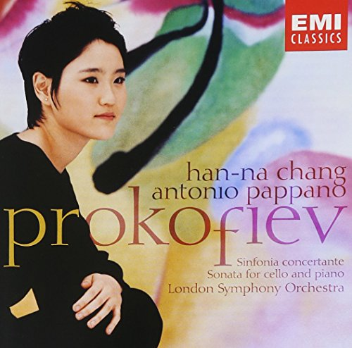 Prokofiev: Sinfonia Concertante in E minor; Sonata for Cello and Piano in C