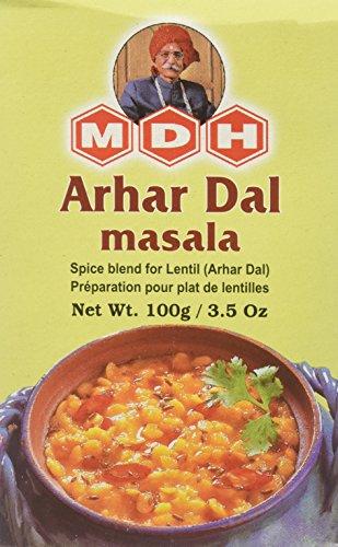 MDH Arhar Dal Masala 100g (Dal Masala Spice Blend)